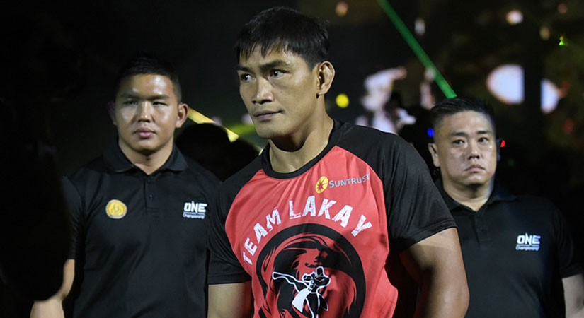 Eduard Folayang 012920 - Folayang set for ONE Championship return fight later this month in SG