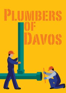 Plumbers of Davos 012820 214x300 - Spy novels need to come in from the Cold War