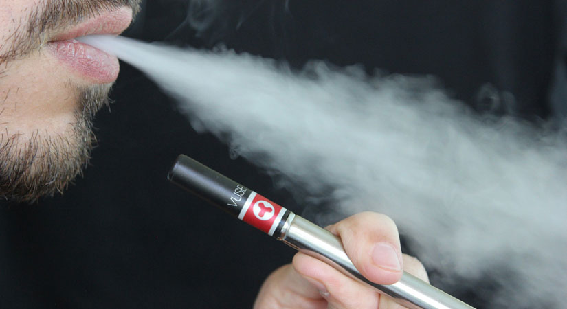 e cigarette vape vaping 012420 - Gov't wants graphic health warnings on vaping, heated tobacco products