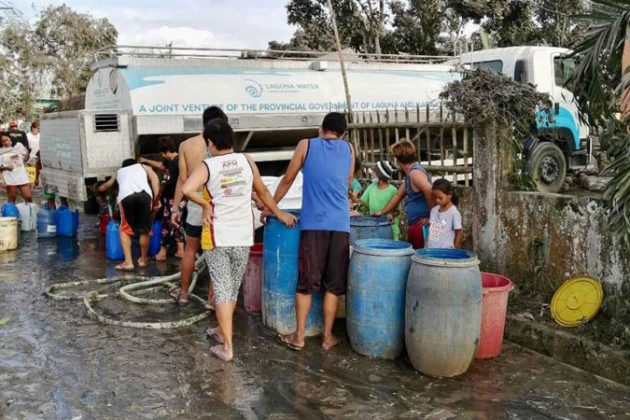 relief operations Taal Volcano eruption 1 012720 630x420 - Why pick on Ayala and Metro Pacific?
