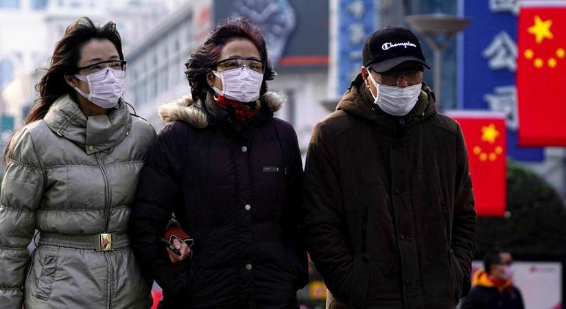 face masks coronavirus China 021420 - China paralysis seen affecting PHL tech sector — S&P Global