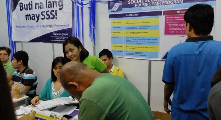SSS BW - Unemployment benefits ready for SSS members