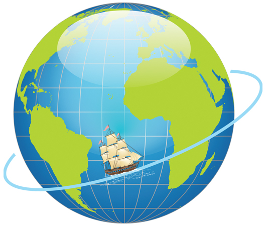 globe galleon 031120 - Magallanes at 500