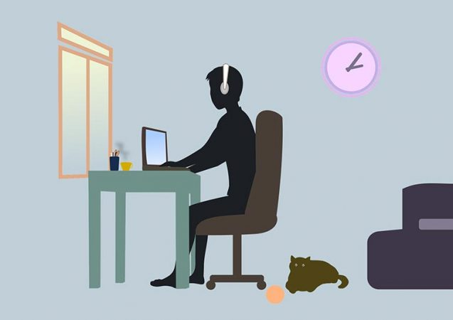 MICROSITE work from home 4987741 1920 e1610625078664 - ILO calls attention to 'invisible' problems of home-based workforce