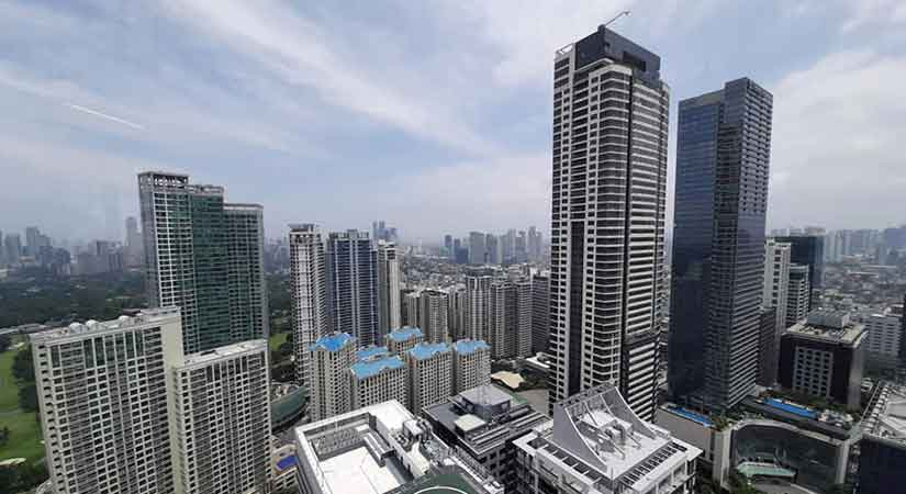 BGC skyline 051920 - Weaker job market to pressure home loan approvals, condo lessors likely to sell