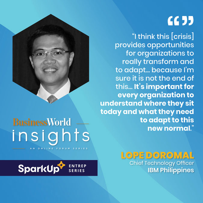Insights speaker  quote cards ld - Future-proofing for a 'better normal'