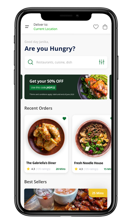Foodie Home App - Mercato Centrale to launch online platform, taps MultiSys as developer