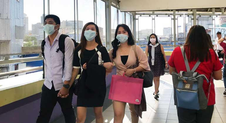 face mask - Pandemic now driven by 20s, 30s, 40s group, many asymptomatic — WHO