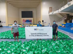COVID 19 response 4 300x225 - BDO Foundation reaffirms commitment to rebuild lives