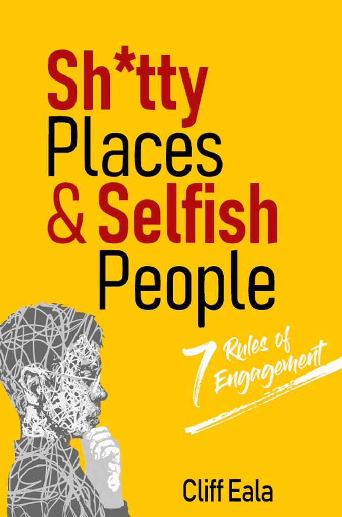 Cliff Eala - Four values essential to nurturing meaningful relationships, according to Sh*tty Places & Selfish People