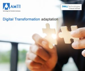 Significant steps towards Digital Transformation Art Card 300x250 - What's next for business today?