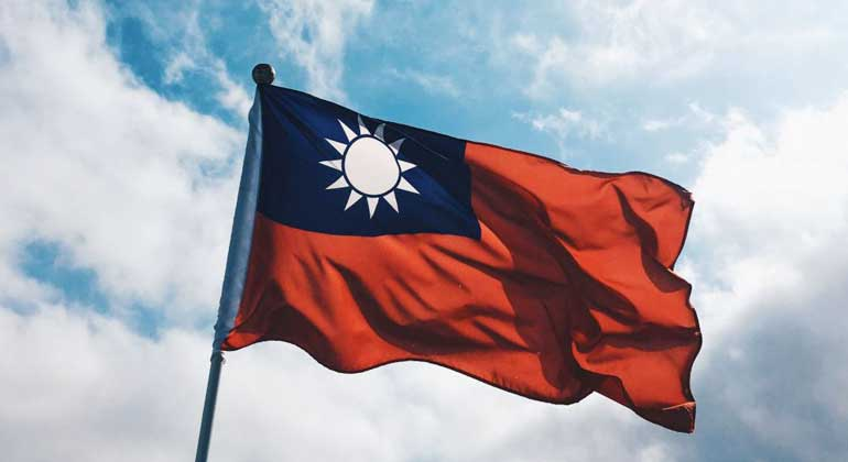 Taiwan Flag - Here's what could happen if China invaded Taiwan