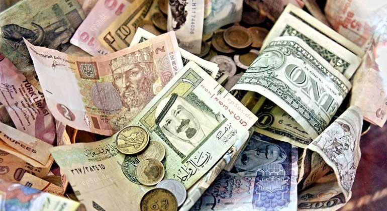 Exchange Money Conversion to Foreign Currency - Novel coronavirus can last 28 days on glass, currency, Australian study finds