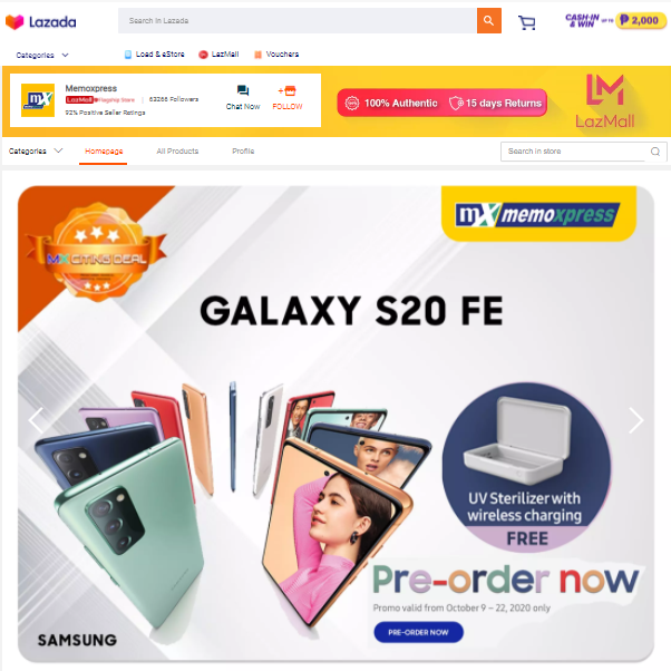 MemoXpress Lazada - Lazada's 11.11: The evolution of Southeast Asia's biggest online shopping festival