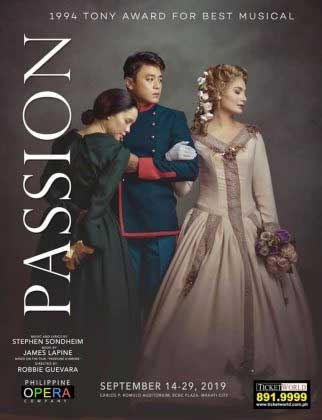 PASSION POSTER 322x420 2 - Passion is the big winner at the Gawad Buhay awards