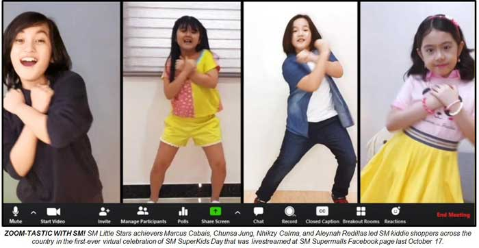 SMSuperKidsDay Musicale Leads - SM Supermalls marks milestone with the first-ever virtual 'SuperKids Day'