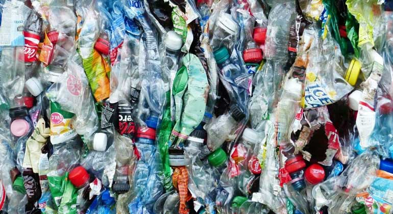 plastic bottles - Plastic pandemic: COVID-19 trashed the recycling dream