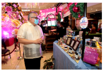 2 - DTI and SM urge Filipinos to Buy Local, Support Local this Christmas