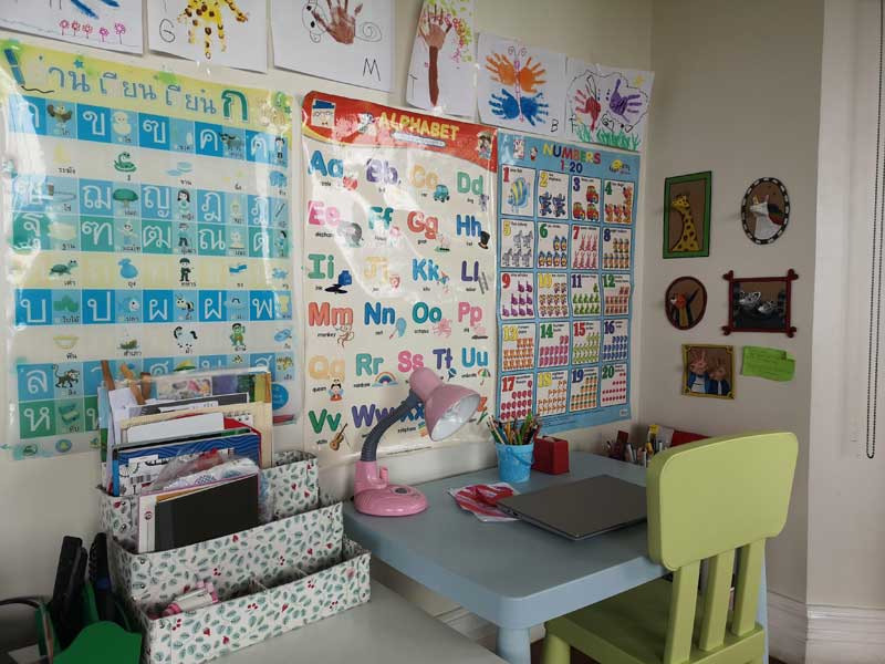 Lim 3 - Triple duty: parenting, working, and teaching from home