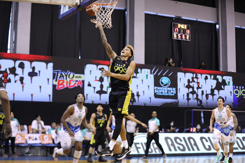 TNT books a spot in the PBA Philippine Cup finals