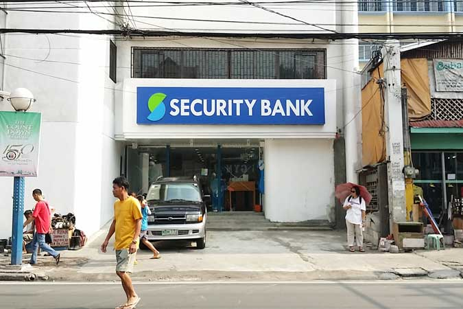 Security Bank - S&P sees Security Bank's capital deteriorating as credit costs rise