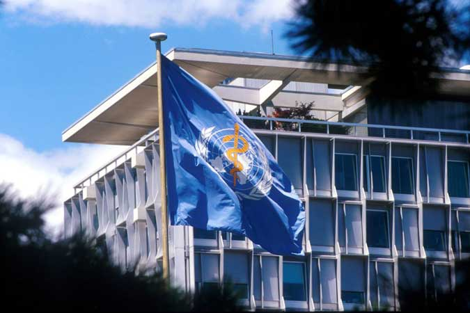 WHO Geneva - World should not be complacent after COVID-19 vaccine news — WHO