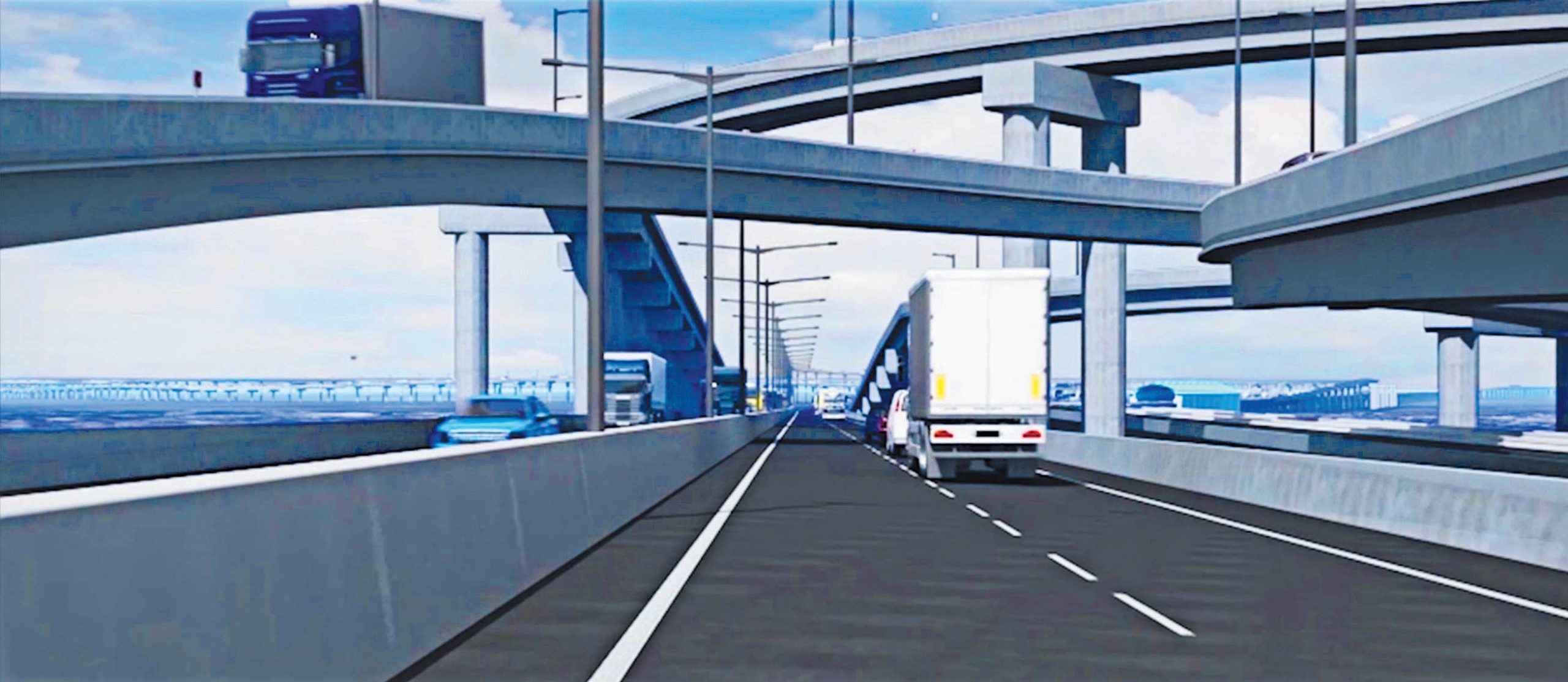 new dpwh 3 scaled - Addressing traffic congestion in Luzon