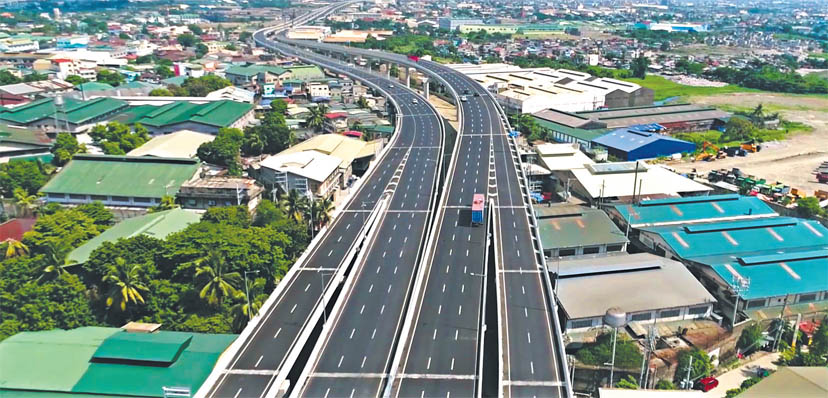 new dpwh 4 - Addressing traffic congestion in Luzon