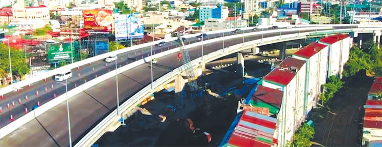 new dpwh 5 - Addressing traffic congestion in Luzon