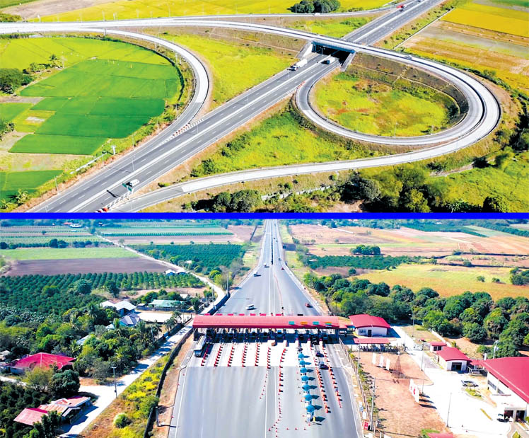 new dpwh 7 - Addressing traffic congestion in Luzon