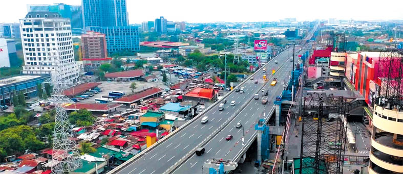 new dpwh2 - Addressing traffic congestion in Luzon
