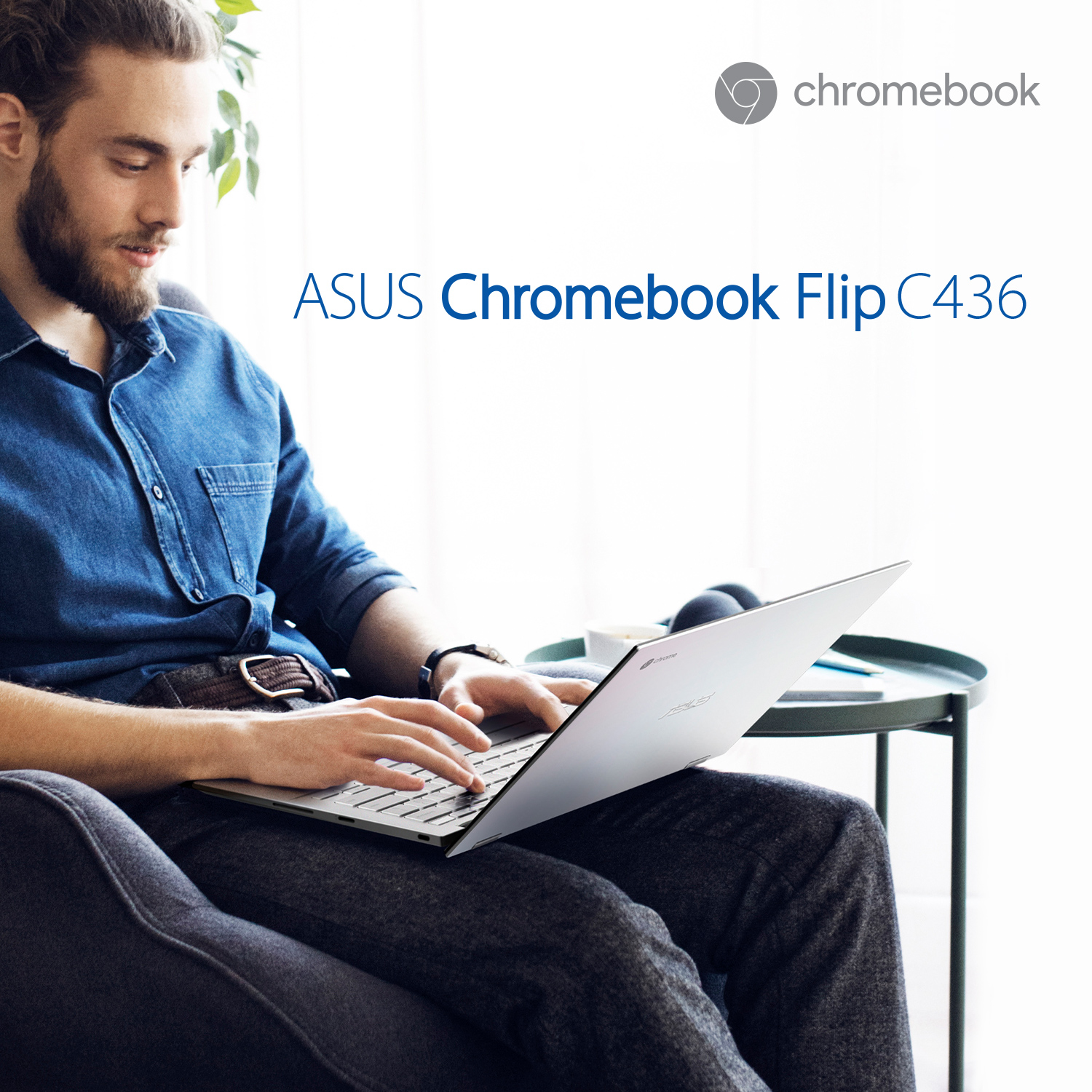 1500x1500 ChromebookFlip 436 scenario 12 p - Be ready for the workplace of tomorrow with ASUSExpert Series