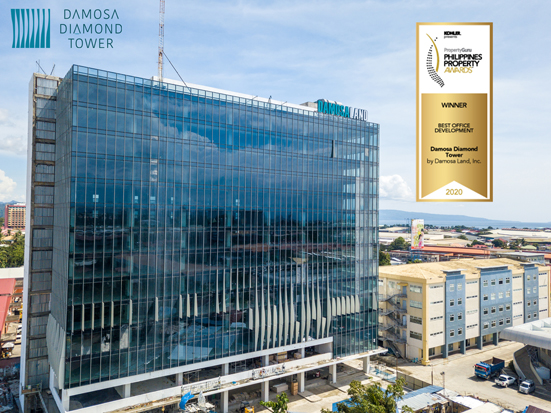 DDT - Damosa Land bags 9 awards at the Philippines Property Awards