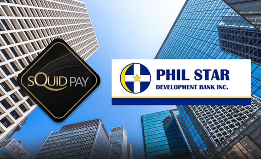 SquidPay Technology and Phil Star Development cover 1