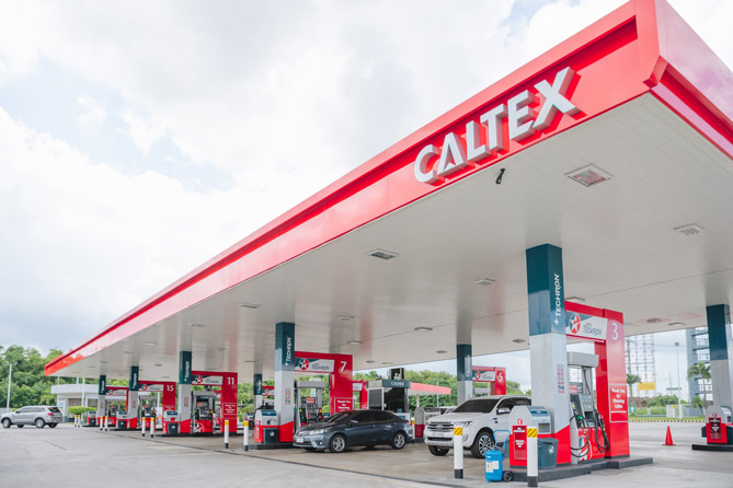 Caltex lets you power a future-ready business through partnership
