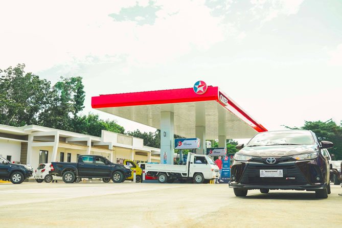 Caltex accelerates network growth in Q1 to help fuel a recovering economy