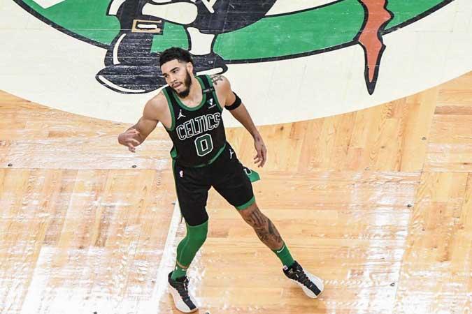 Celtics-Jayson Tatum