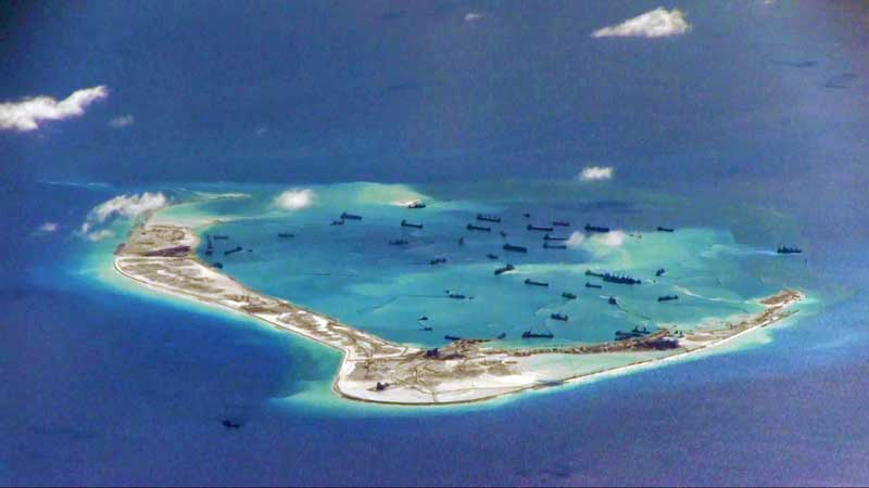 Philippines vows to continue maritime exercises in South China Sea