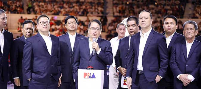 PBA-Board of Governors