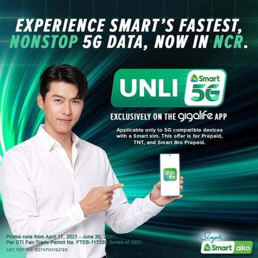 Smart unveils Unli 5G as its most powerful offer on its fastest technology