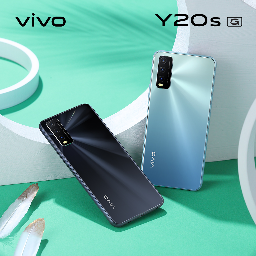 Level up your gaming experience with vivo Y20s [G] - BusinessWorld Online