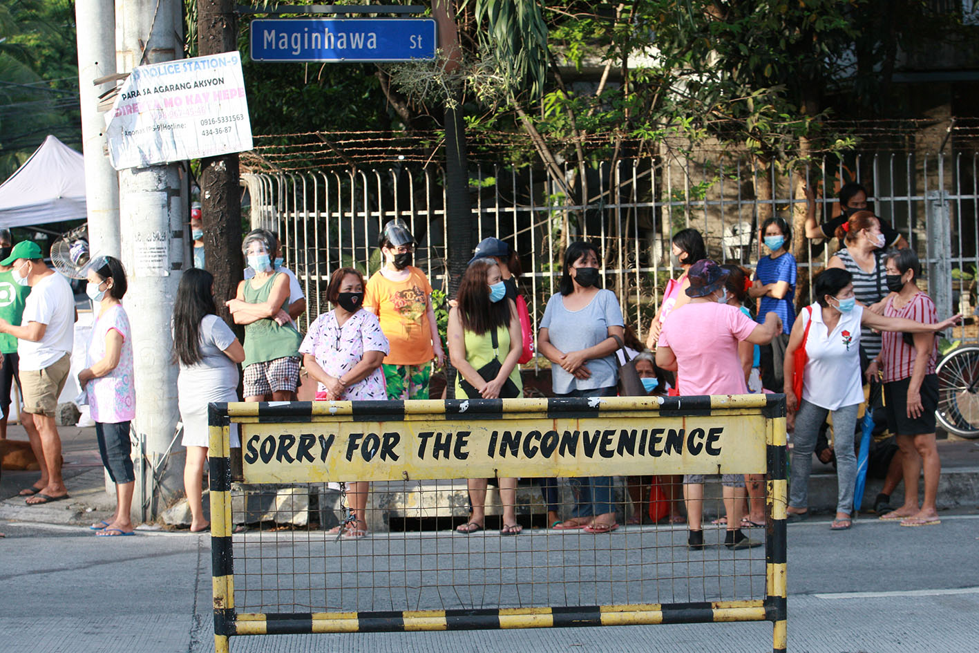 NEDA pushes for reopening of economy once virus surge subsides
