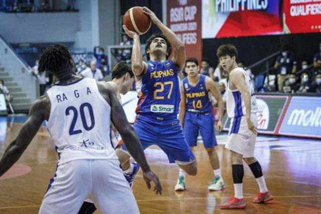 Gilas looks to stay unscathed in FIBA Asia Cup Qualifiers – BusinessWorld