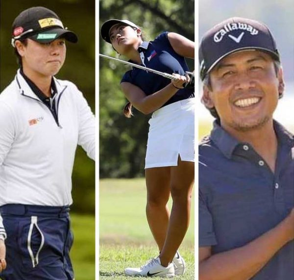 NGAP: 3 Filipino golfers to see action at Tokyo Olympic Games