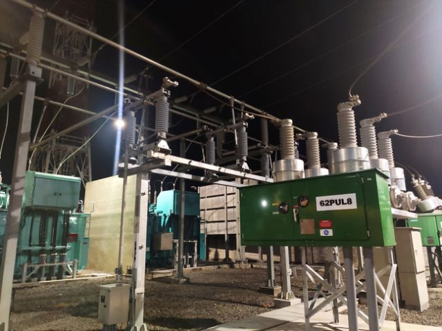 Meralco strengthens its Pulilan substation